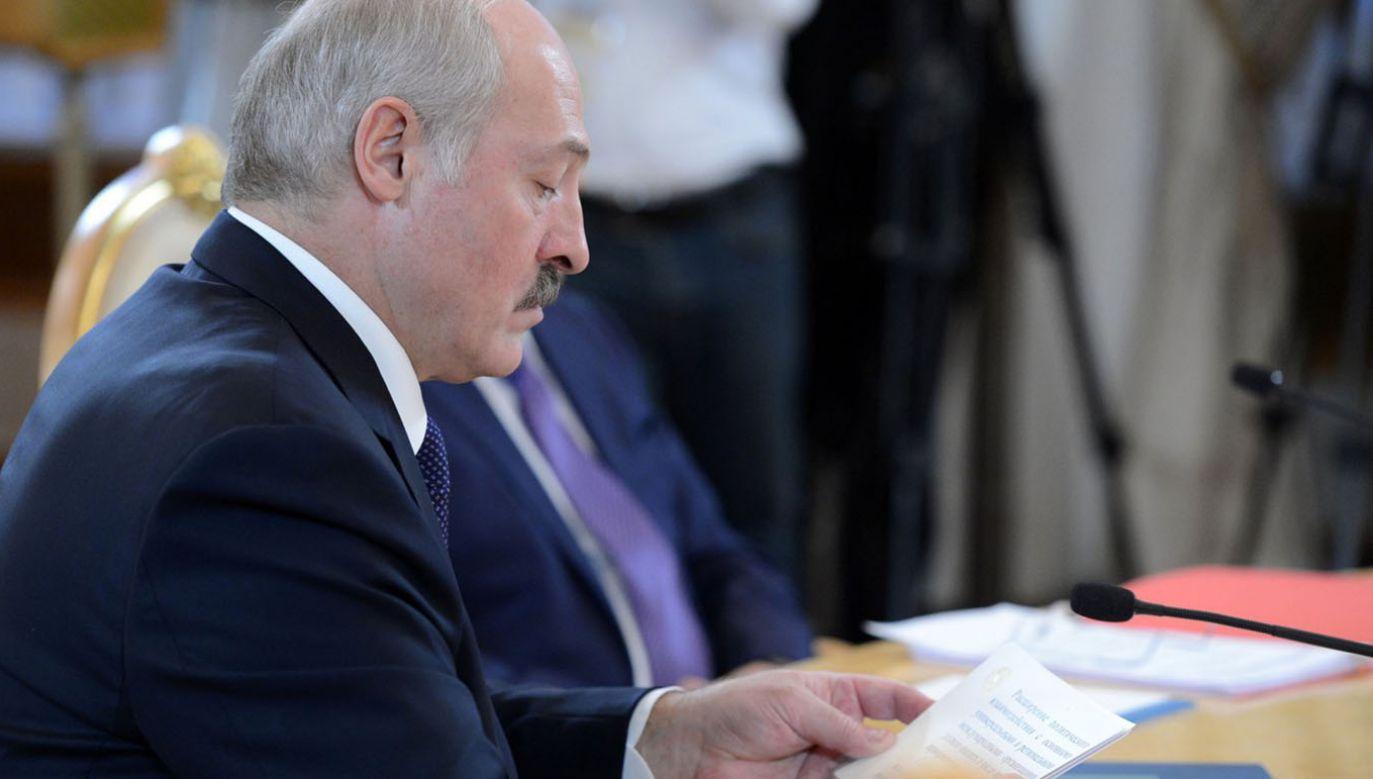 Prezydent Łukaszenka zdymisjonował premiera i kilku ważnych ministrów (fot. Pool/Kyrgyz Presidency Press Office/Anadolu Agency/Getty Images)