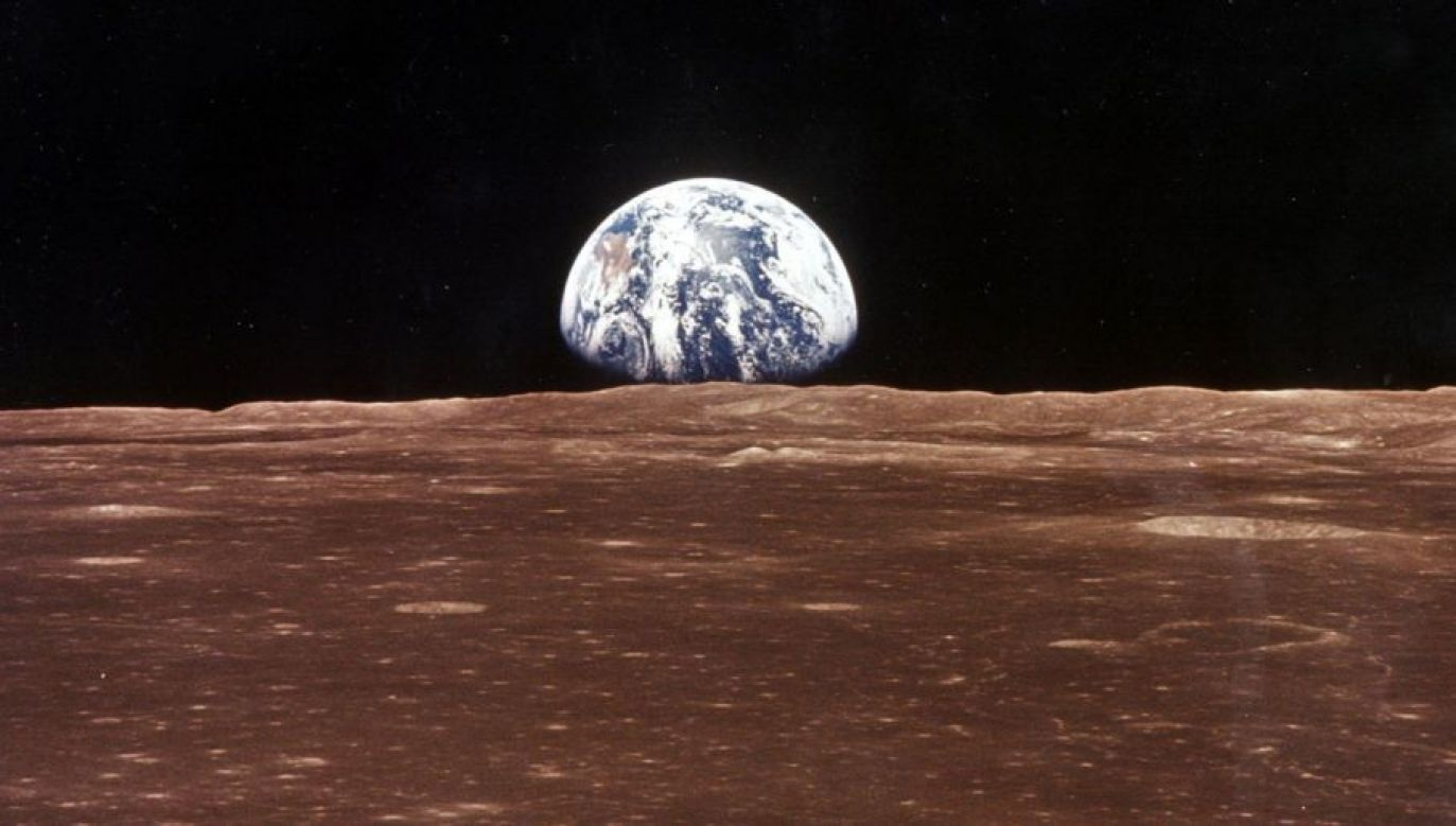 Ziemia widziana z Księżyca (fot. NASA)