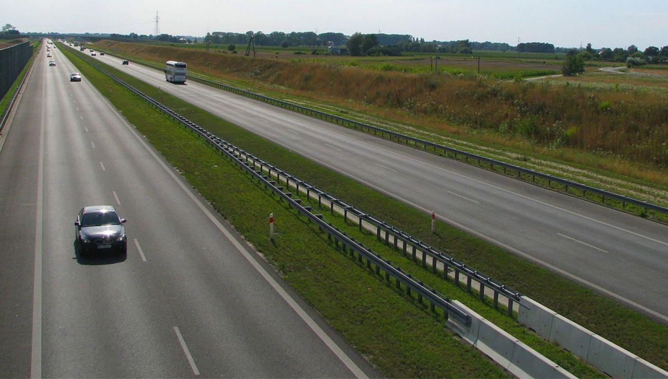 Obecnie sieć dróg szybkiego ruchu liczy 3449 km (fot. Wiki/Andrzej Błaszczak)