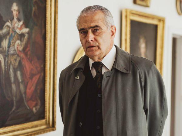 Ostatni hrabia Edward Bernard Raczyński