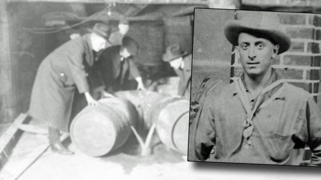 Vincenzo Capone tropił producentów i przemytników alkoholu w czasach Prohibicji (fot. Wiki/Library of Congres)