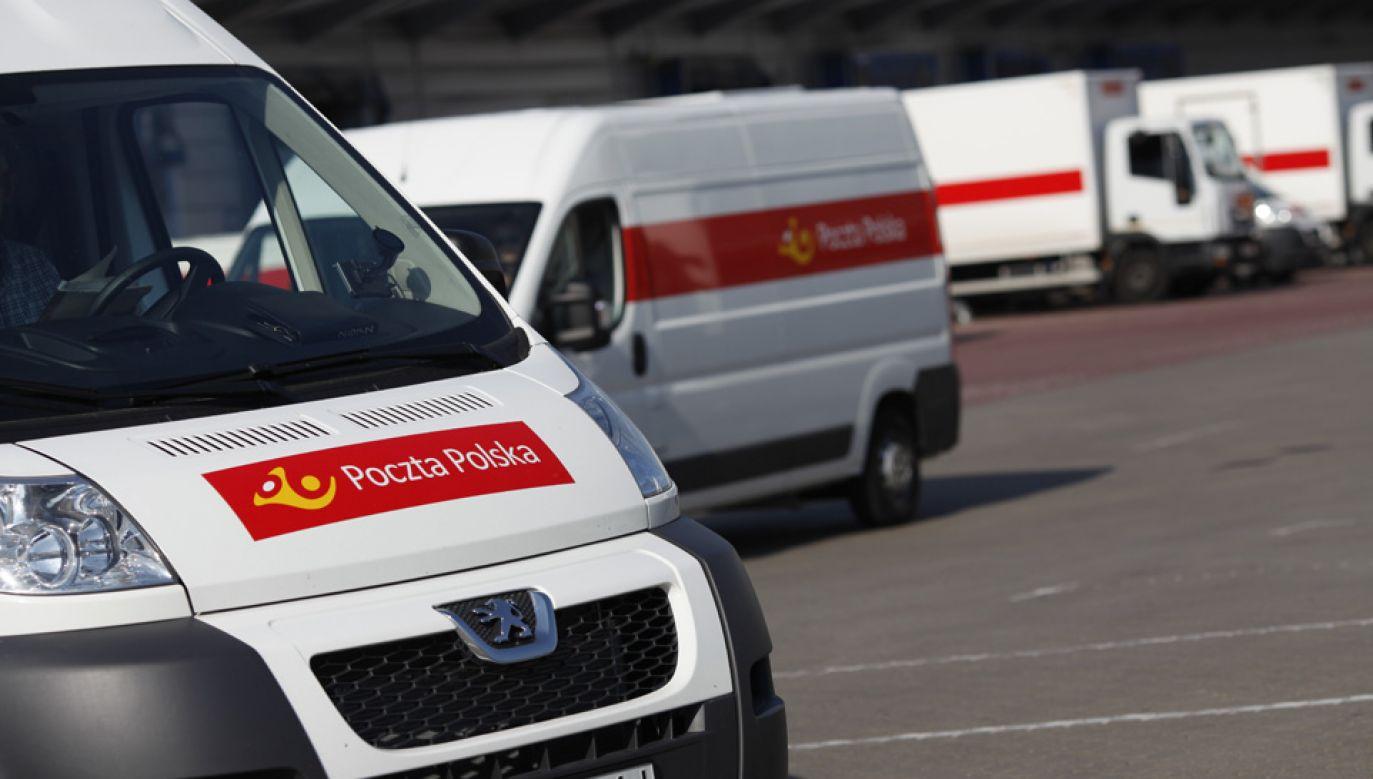 W ostatnim tygodniu przed świętami listonosze dostarczą nawet ponad 10 mln przesyłek (fot. mat. pras.)