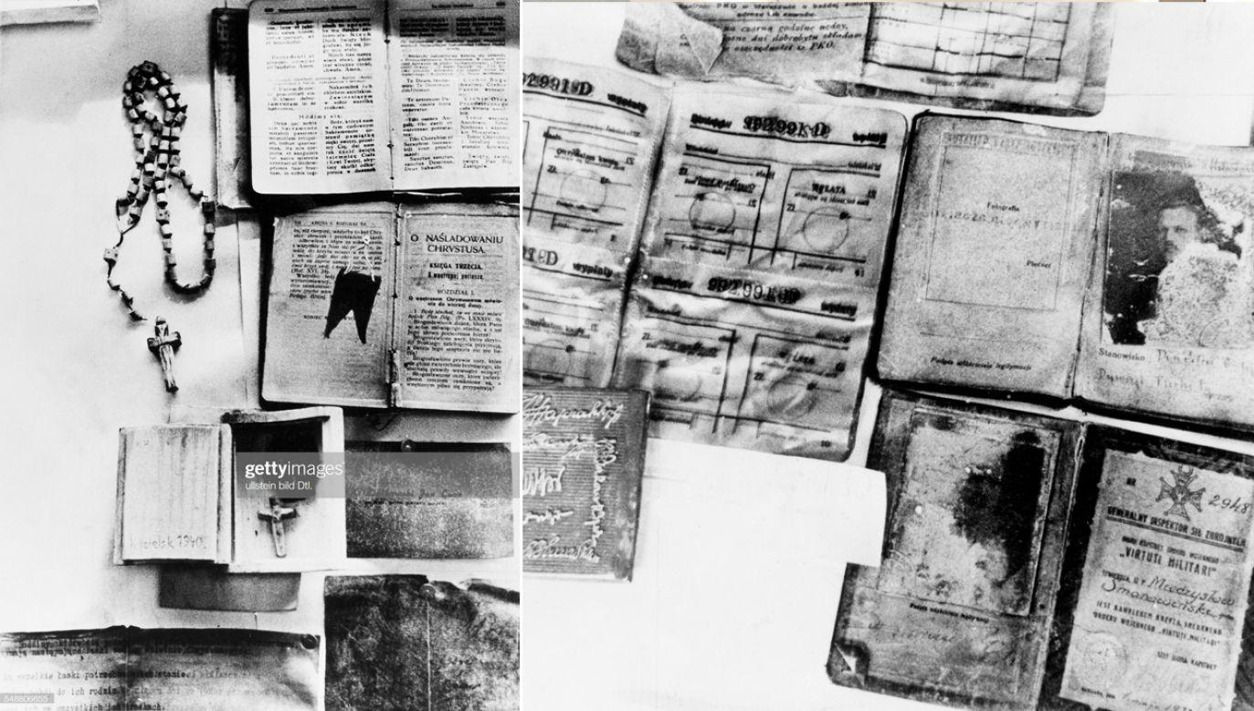 """""""Wiele materiałów z odtajnionych tomów nie zostało opublikowanych w Rosji"""" (fot. Getty Images)"""