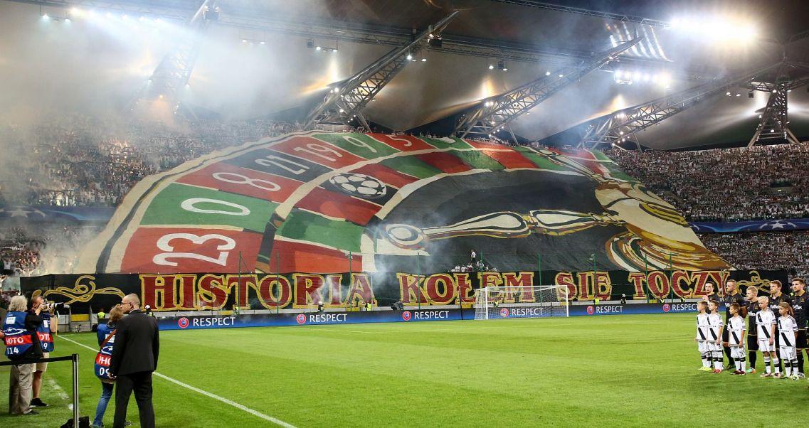 Góra Legia ogłosiła zasady sprzedaży biletów na Ligę Mistrzów (sport FP81