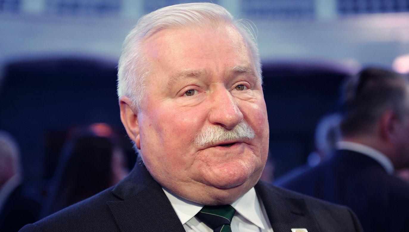 Lech Wałęsa (fot.arch.PAP/Strefa Gwiazd/archiwum Kmieciński)