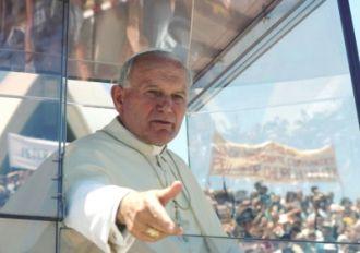 Jan Paweł II -  niezwykły papież