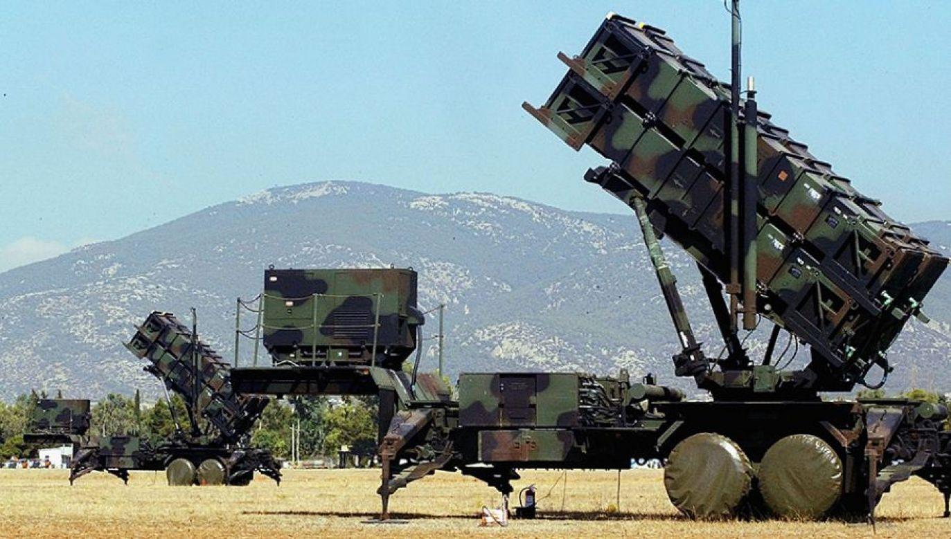 System obrony powietrznej Patriot (fot.Milos Bicanski/Getty Images)