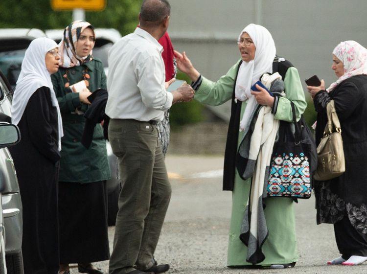 Zamach W Nowej Zelandii Update