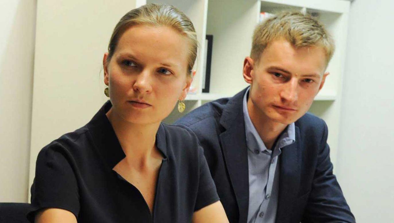 Waszczykowski przypomniał, że fundacja odegrała istotną  rolę w grudniu 2016 roku podczas próby puczu w polskim sejmie (fot.  FB/Fundacja Otwarty Dialog)
