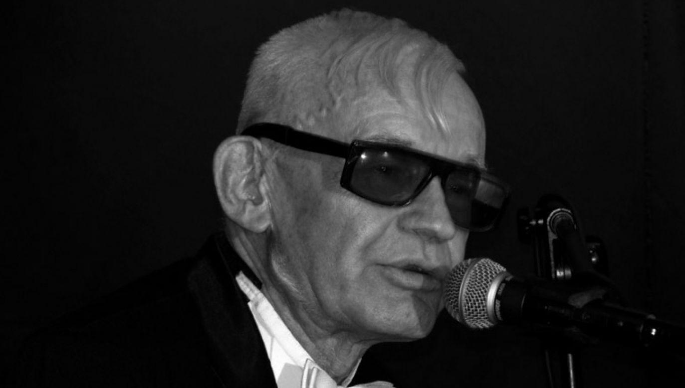 W 2016 r. otrzymał brązowy Medal Zasłużony Kulturze Gloria Artis (fot. jerzymichalbozyk.pl)