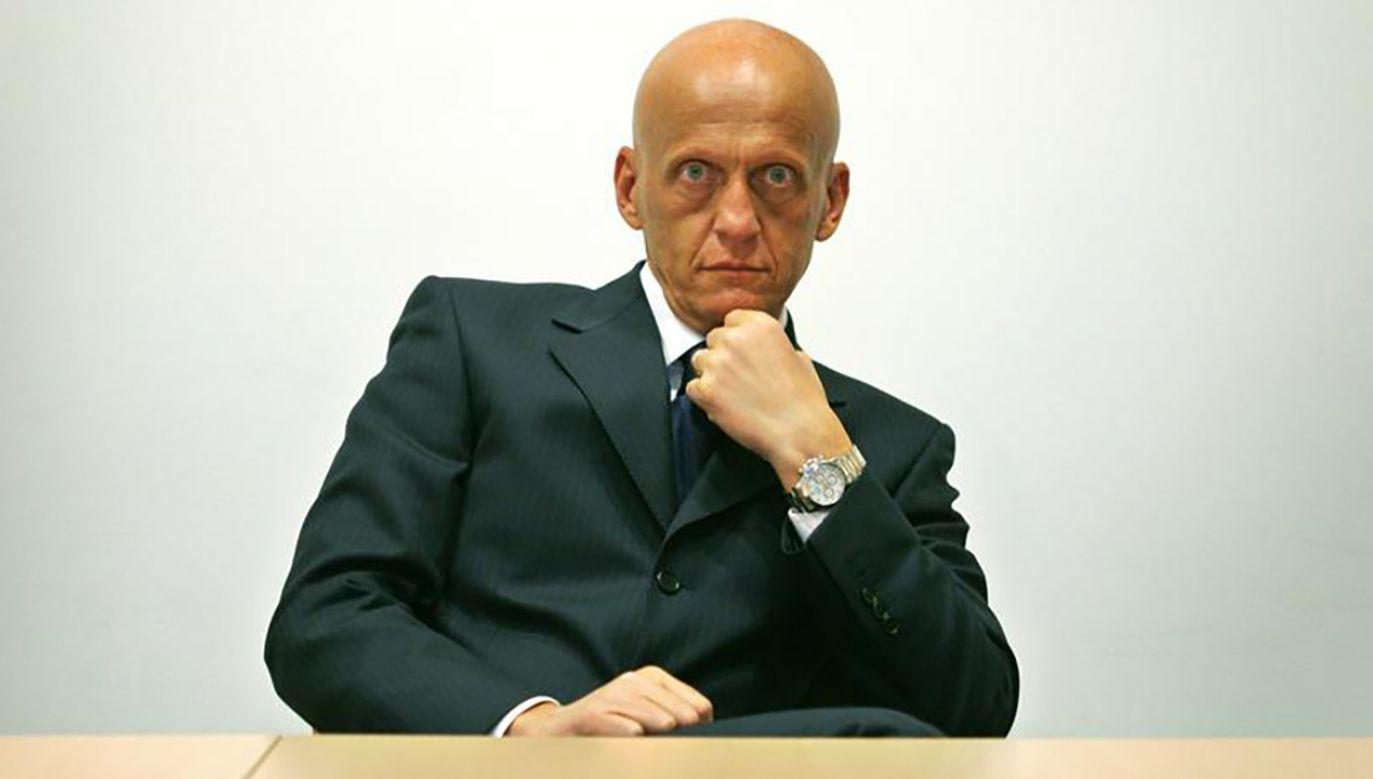 58-letni były arbiter pozostał jednak na czele komisji sędziowskiej FIFA (fot. REUTERS/Stringer)
