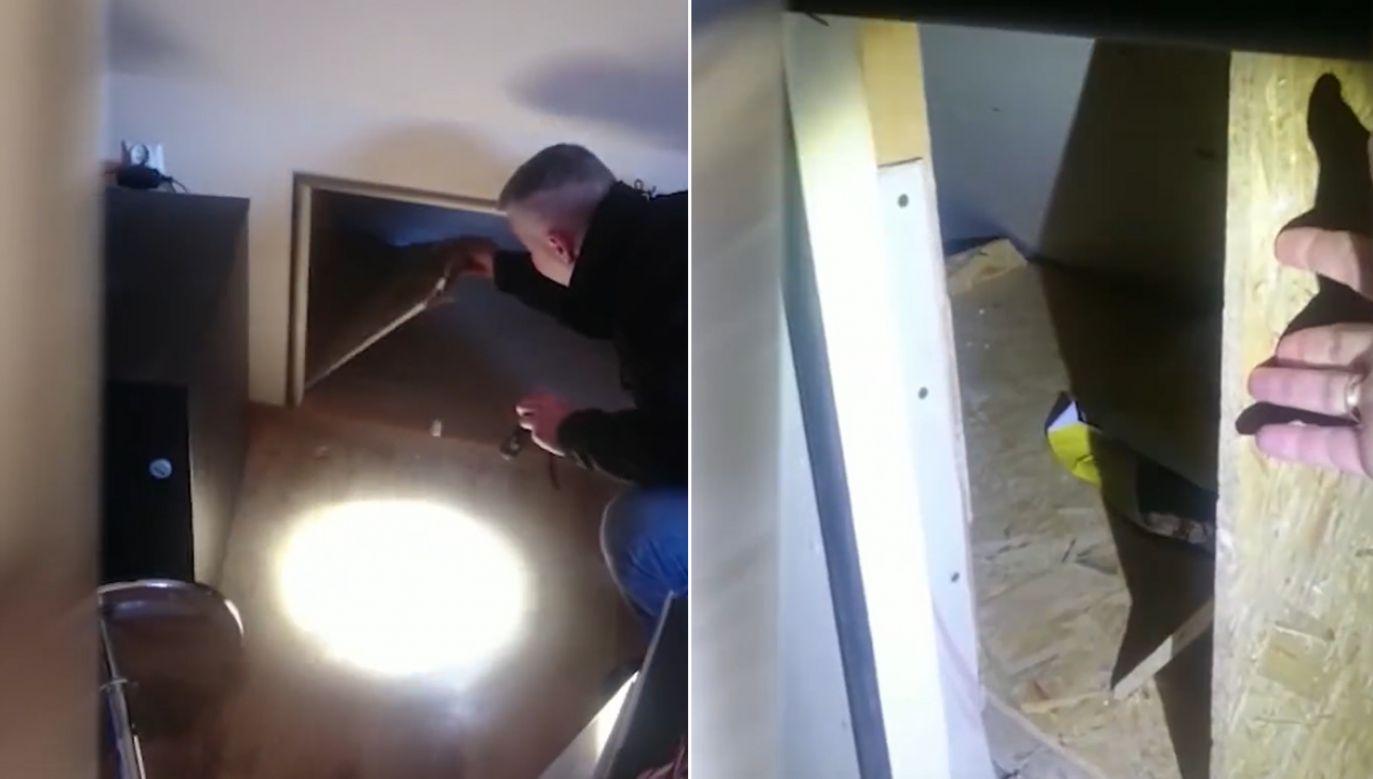 38-latek był poszukiwany za oszustwa (fot. policja.pl)