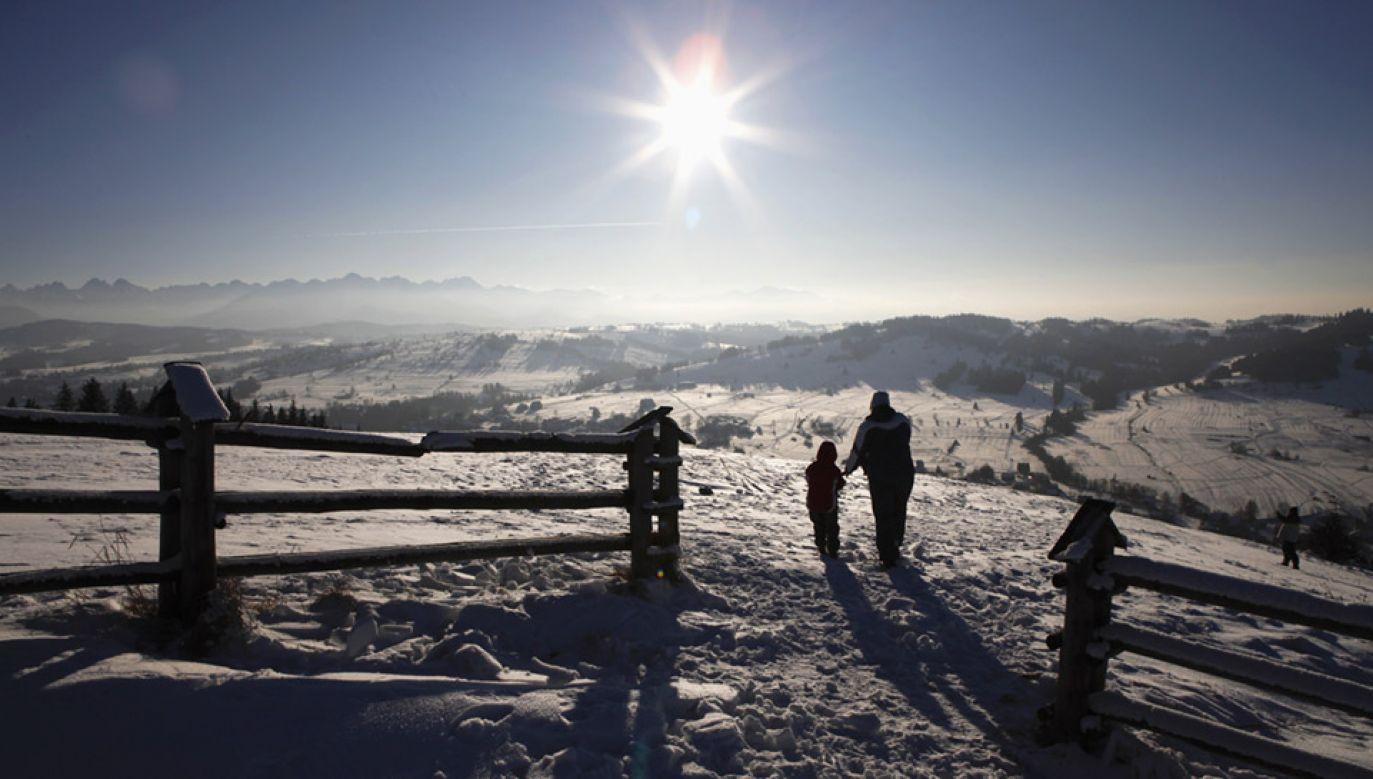 Warunki turystyczne w wyższych partiach gór są bardzo trudne (fot. REUTERS/Kacper Pempel )