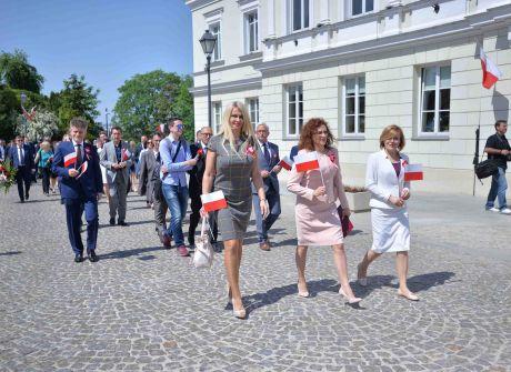 Obchody Święta Konstytucji 3 Maja w Kielcach