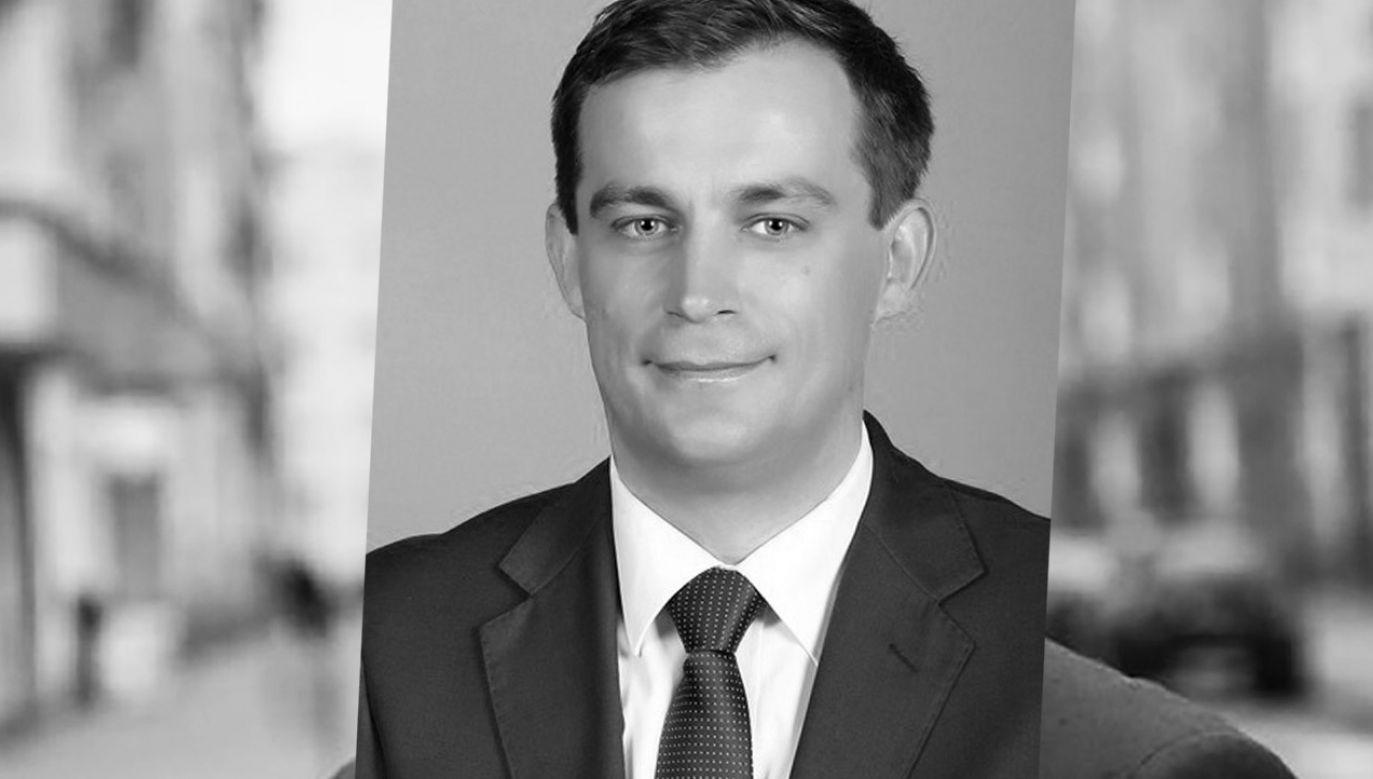 Paweł Chruszcz (fot. materiały prasowe)