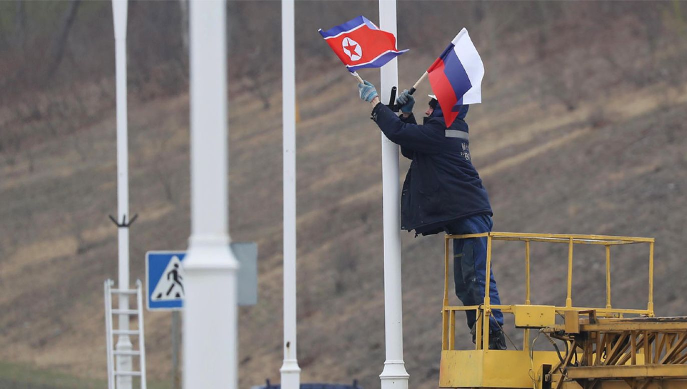 Pierwsze spotkanie przywódców Rosji i Korei Północnej odbędzie się w czwartek (fot. PAP/EPA/YONHAP)