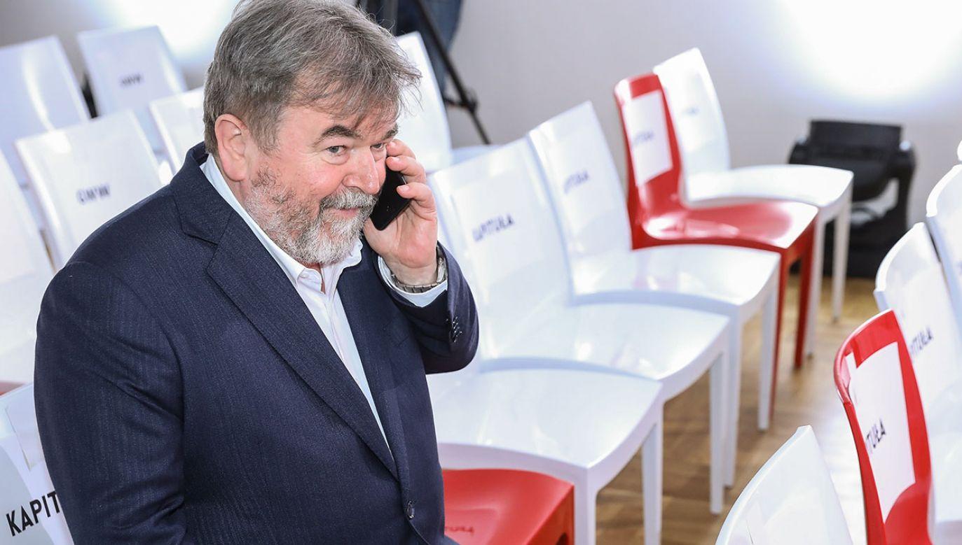 Dyrektor programowy TVN Edward Miszczak  (fot. arch.PAP/Rafał Guz)