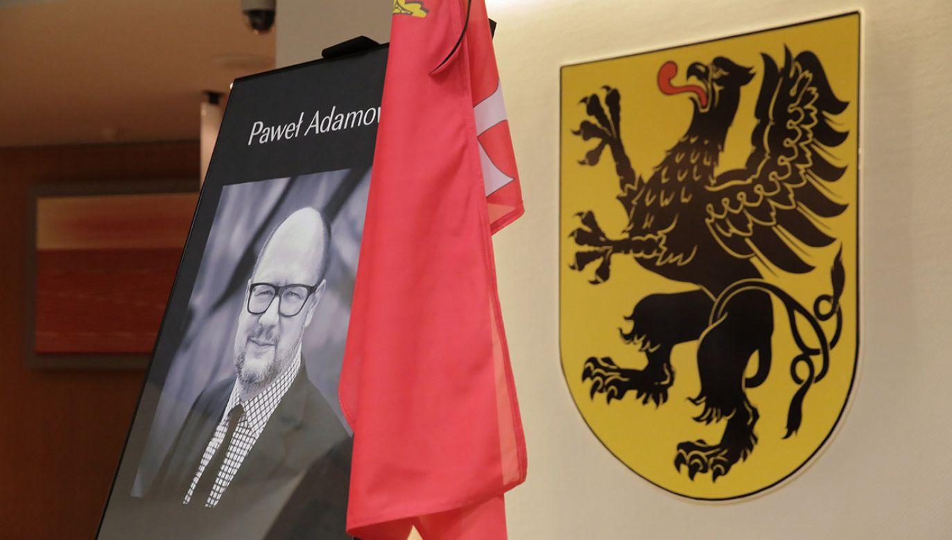 Wybory w Gdańsku zarządzono po śmierci dotychczasowego prezydenta miasta – Pawła Adamowicza (fot. PAP/Tomasz Waszczuk)