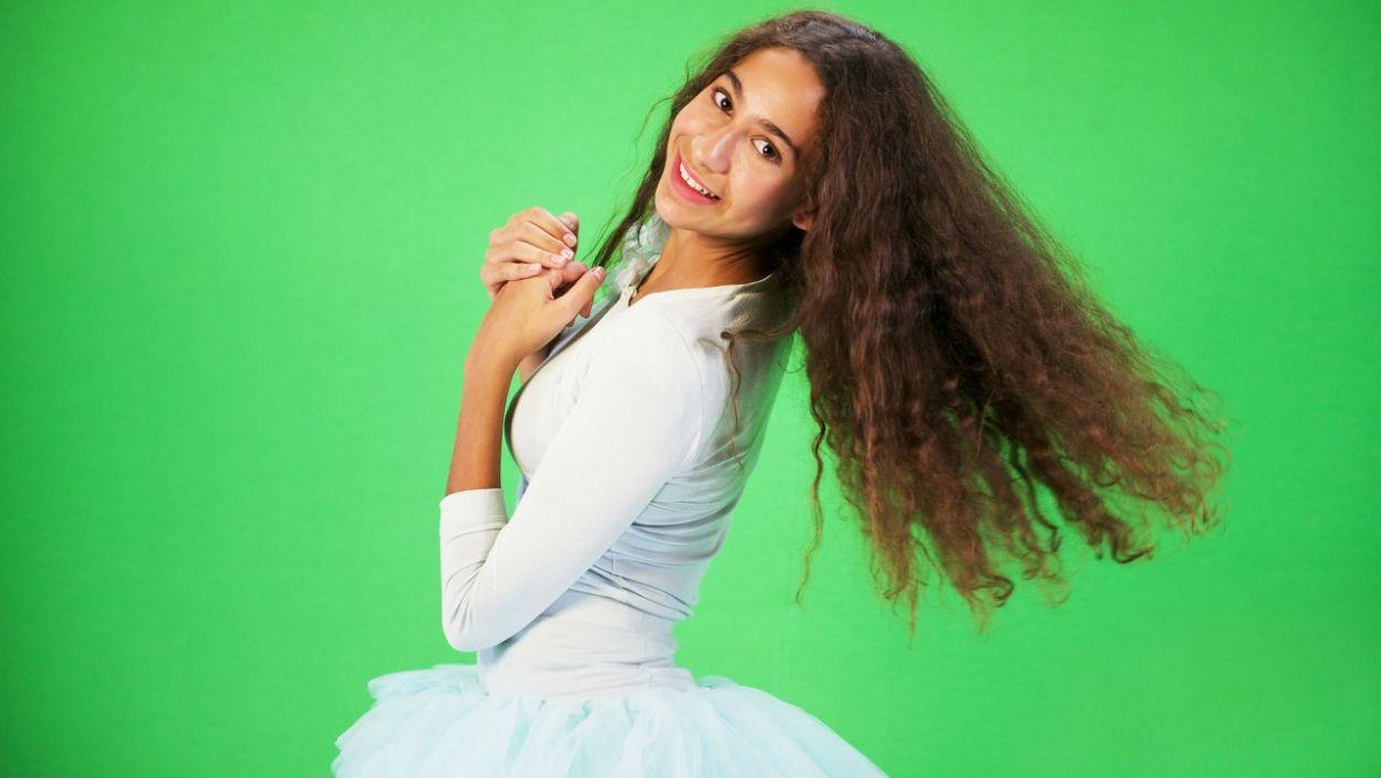 "Nicole Nicolaou z Cypru chce być gwiazdą! Wykona utwór ""I wanna be a star"" (Fot. Facebook/Junior Eurovision Song Contest)"