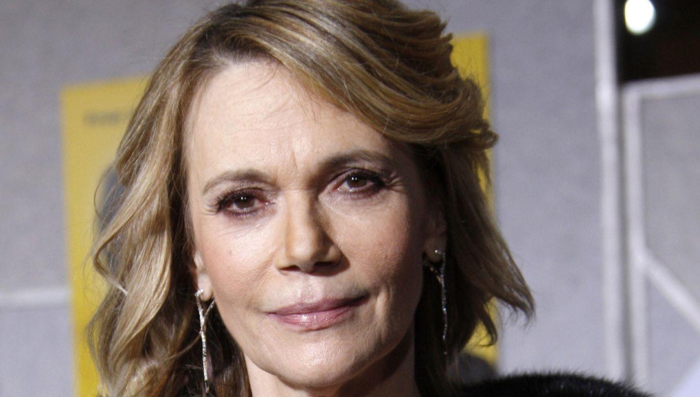 """Peggy Lipton wcieliła się rolę Normy Jennings w serialu """"Miasteczko Twin Peaks"""" (fot. PAP/EPA/NINA PROMMER)"""