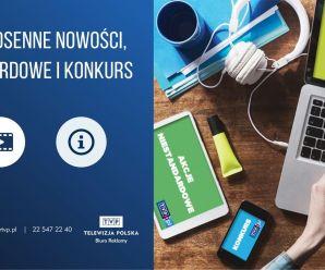 vod.tvp.pl- wiosenne nowości i akcje niestandardowe