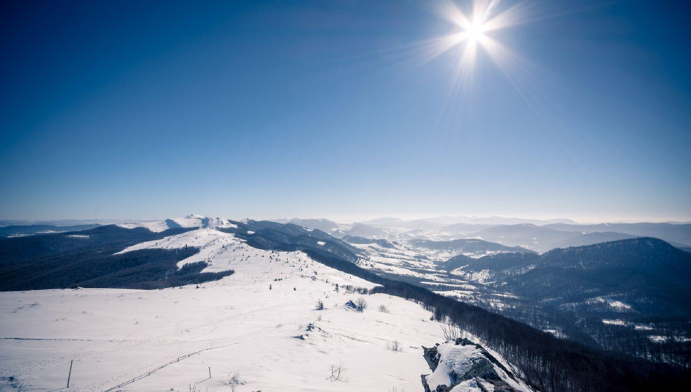 Piękno gór w zimowej odsłonie (fot.flickr)