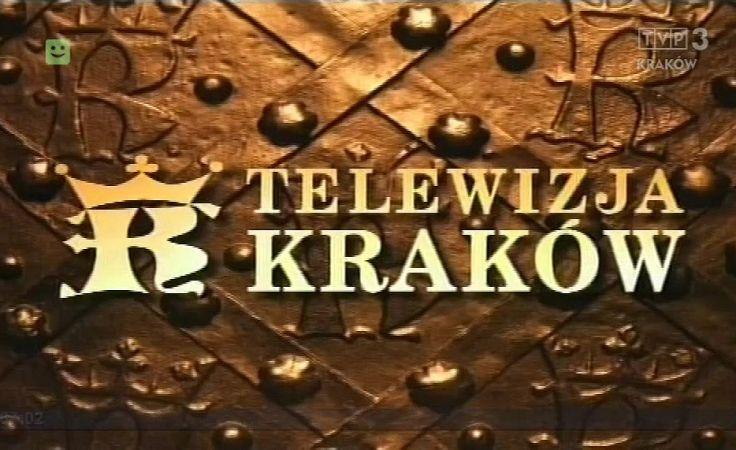 Plansza wywoławcza Telewizji Kraków