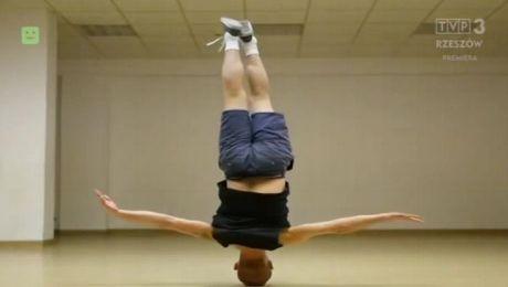 Mój breakdance