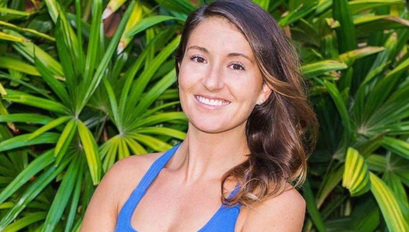 Amanda Eller żyła w lesie przez ponad dwa tygodnie (fot. TT/ABC News)