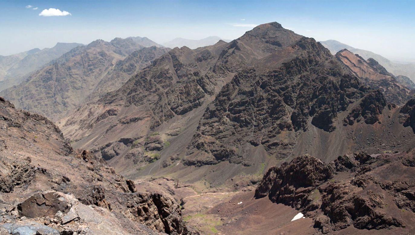 Góra Tubkal (fot. Wiki/Rafał Kozubek)