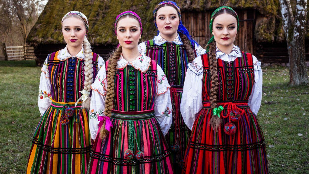 Tulia została założona w 2017 roku. W skład zespołu wchodzą Joanna Sinkiewicz, Dominka Siepa, Patrycja Nowicka i Tulia Biczak (fot. TVP)