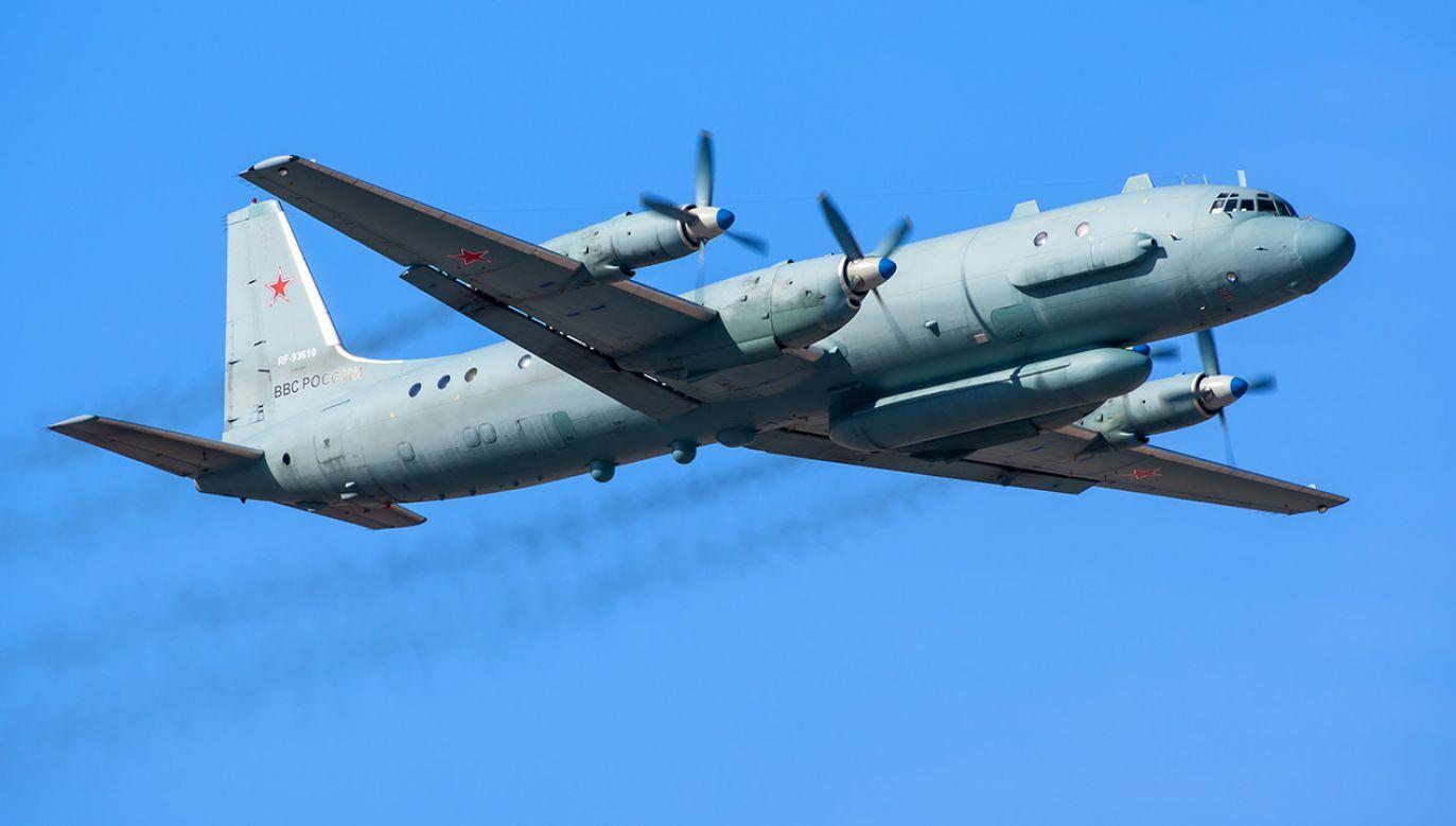Rosyjski samolot wojskowy Ił-20 zaginął nad Morzem Śródziemnym (fot. Shutterstock/Photo_works)