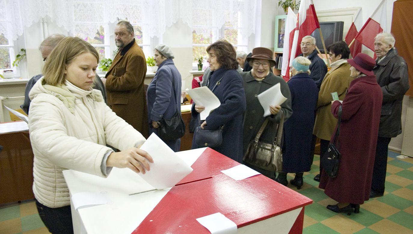 Wybory samorządowe odbędą się w niedzielę 21 października (fot. Shutterstock/sfam_photo)