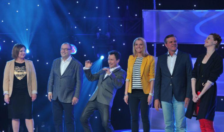 Finalistów było siedmiu, każdy miał swojego ambasadora (fot. J. Bogacz/TVP)
