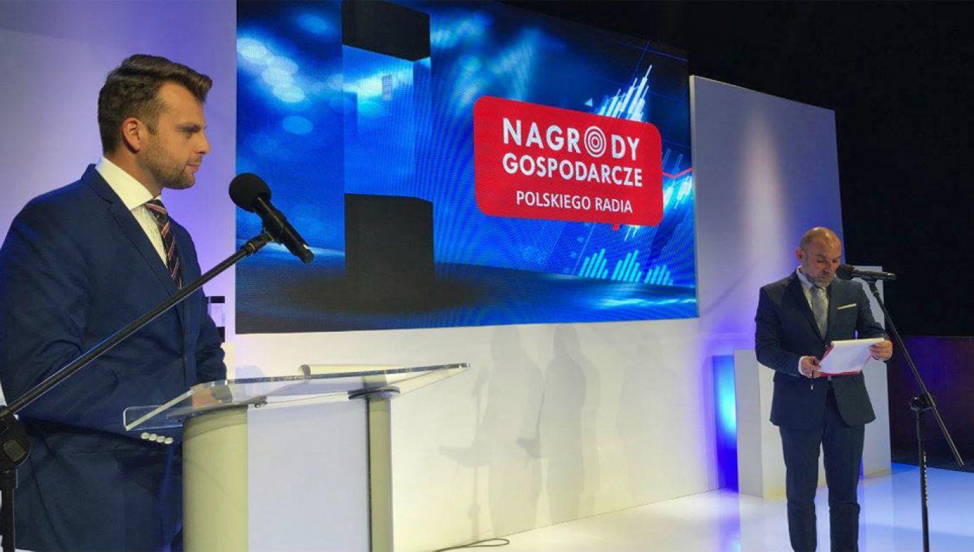Nagrody przyznano po raz drugi (fot. FB/Polskie Radio)