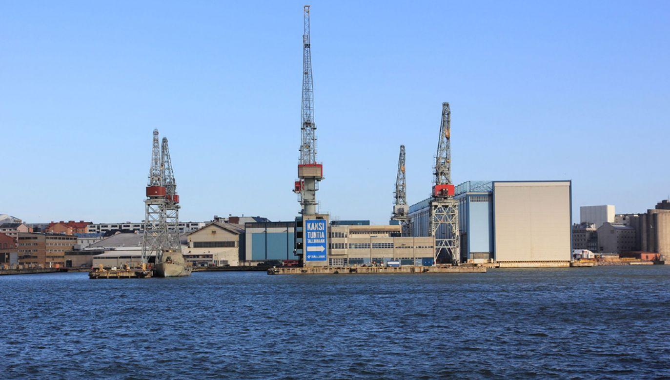 Stocznia w Helsinkach została założona w 1865 roku (fot. Wiki/MKFI)