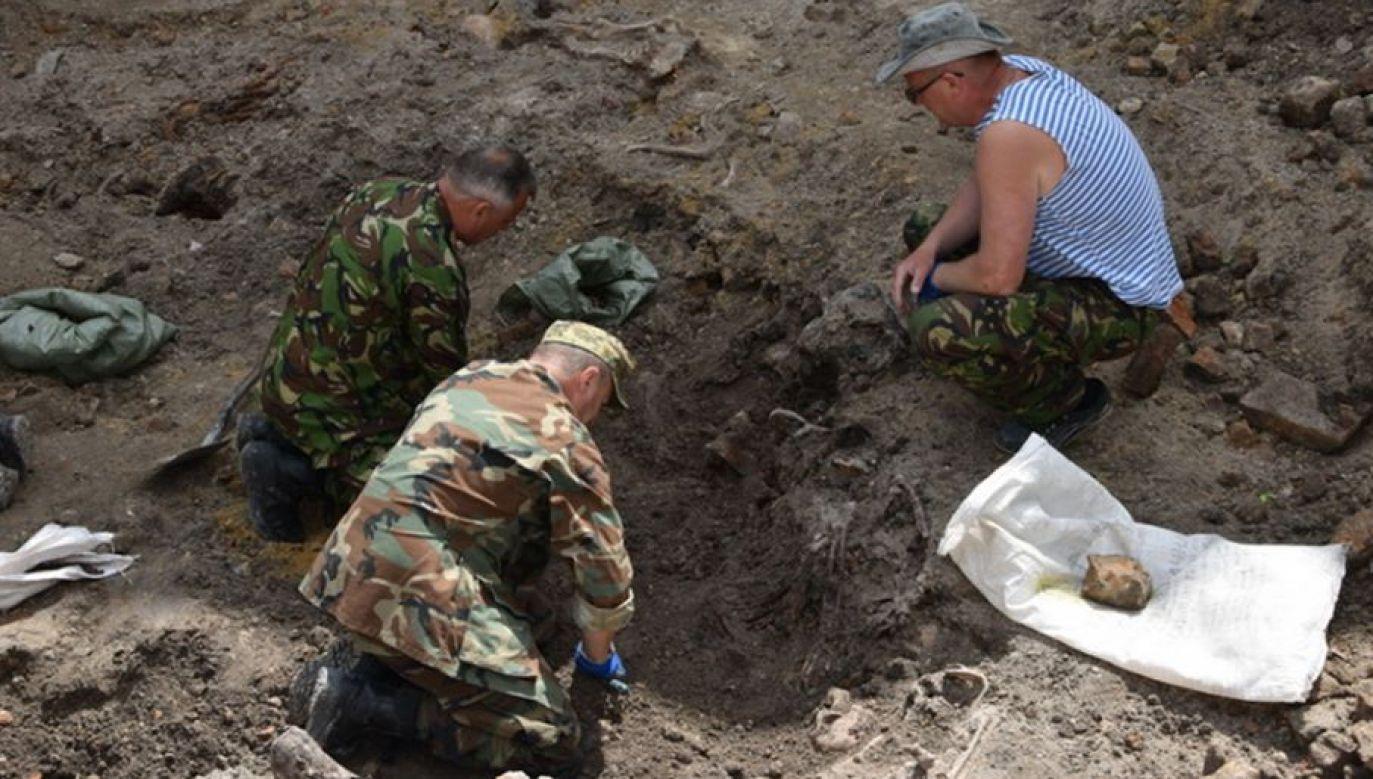 Liczba ofiar NKWD wciąż nie jest znana (fot. lutskrada.gov.ua)