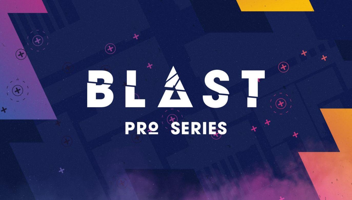 (informacje prasowe Blast Pro Series)