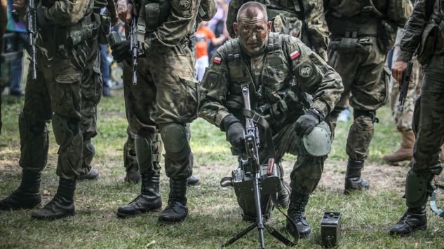 Decyzja ma dotyczyć przynajmniej dwóch obszarów wyposażenia wojska (fot. MSZ)