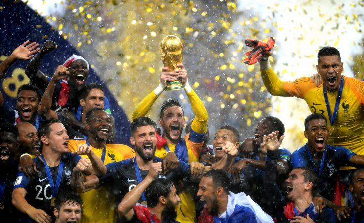 Puchar Świata w górze. Francuzi po raz drugi w historii najlepsi na mistrzostwach świata (fot. Getty Images)