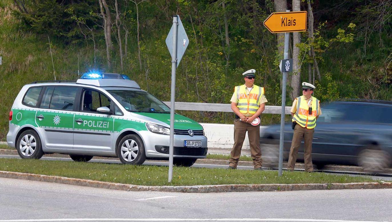 Kontrola prędkości wykazała, że nastolatek jechał niemal dwa razy za szybko (fot. REUTERS/Michael Dalder/zdjęcie ilustracyjne)