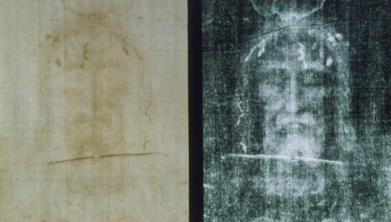 """Badacze potwierdzili """"absolutną prawdziwość"""" śladów krwi na Całunie (fot. wikimedia commons/Butko)"""