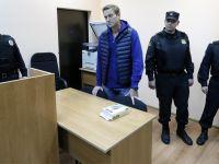 Nawalny skazany na areszt w dniu wyjścia na wolność