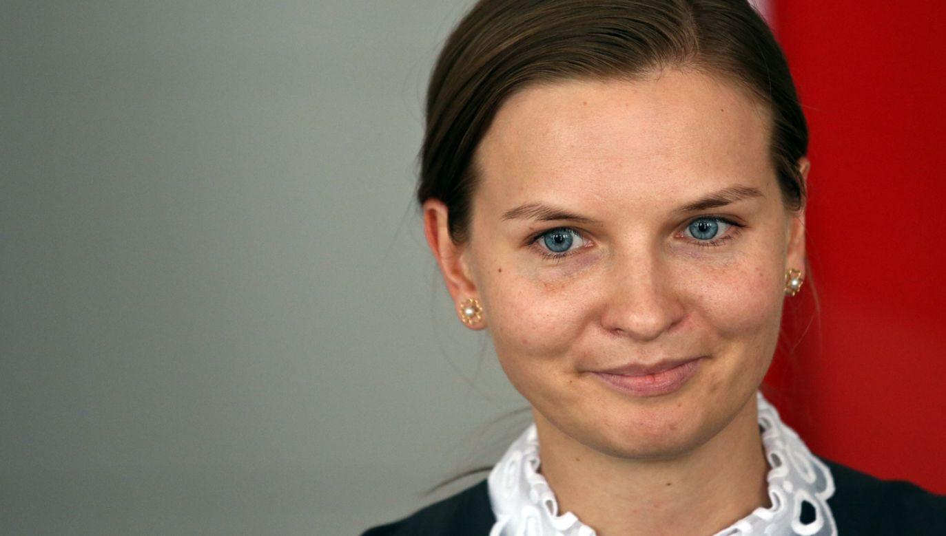 Ludmiła Kozłowska (fot. PAP/ Rafał Guz)