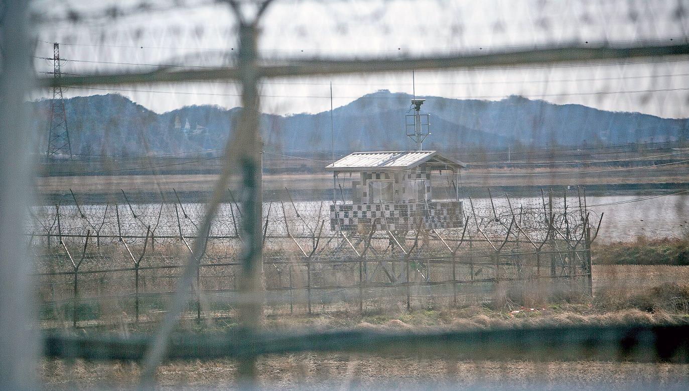 Uciekinierzy poprosili o azyl w Korei Południowej (fot. Jean Chung/Getty Images)