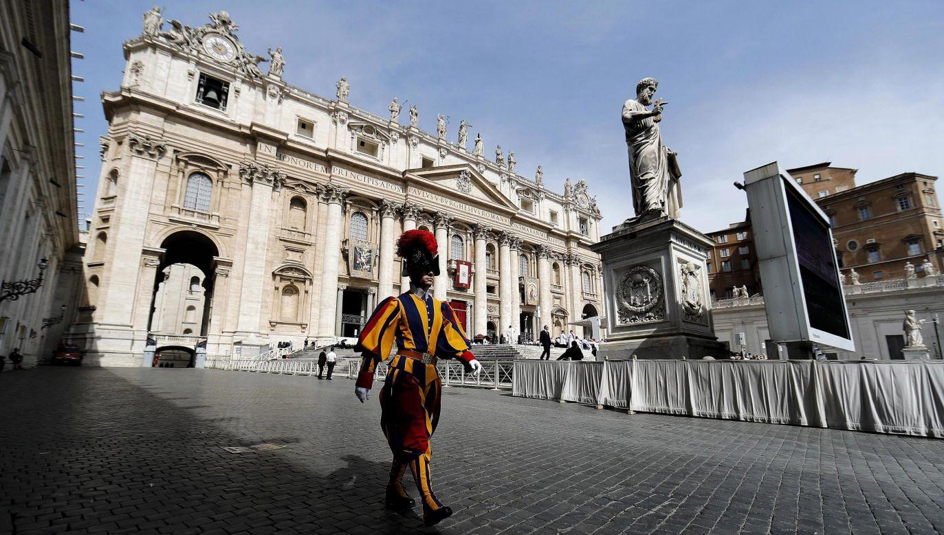 W dziedzinie ochrony środowiska Watykan odgrywa pierwszorzędną rolę (fot.PAP/EPA/RICCARDO ANTIMIANI)