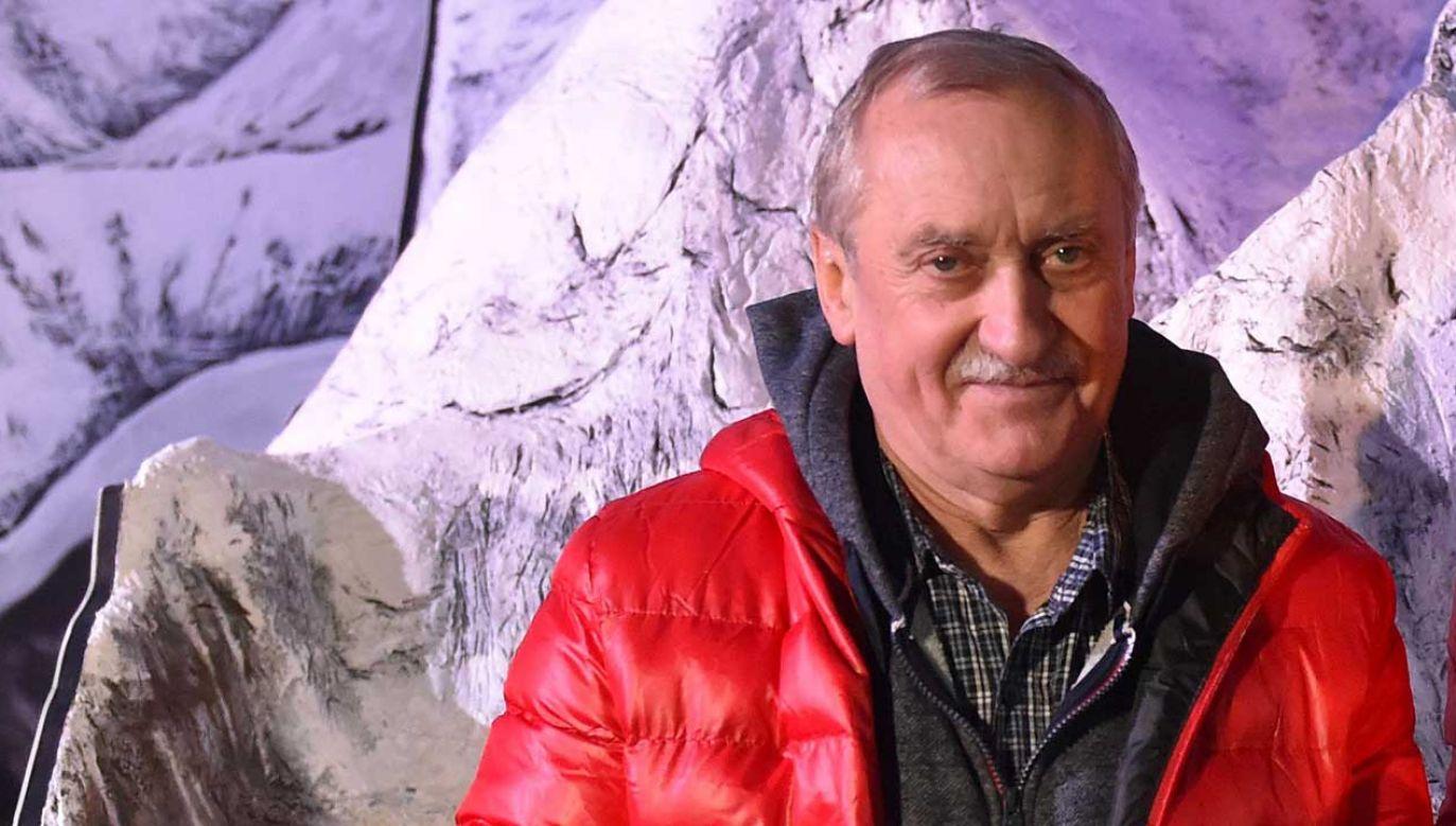 Wybitny polski himalaista otrzyma nagrodę za całokształt działalności górskiej (fot. arch. PAP/Jacek Bednarczyk)