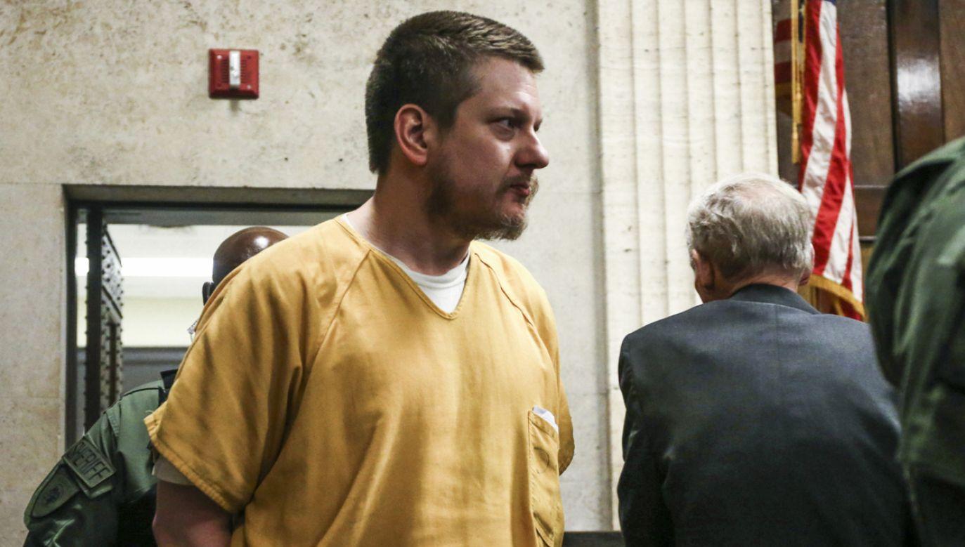 Jason Van Dyke usłyszał wyrok za zabicie  ciemnoskórego nastolatka (PAP/EPA/ANTONIO PEREZ / CHICAGO TRIBUNE / POOL)