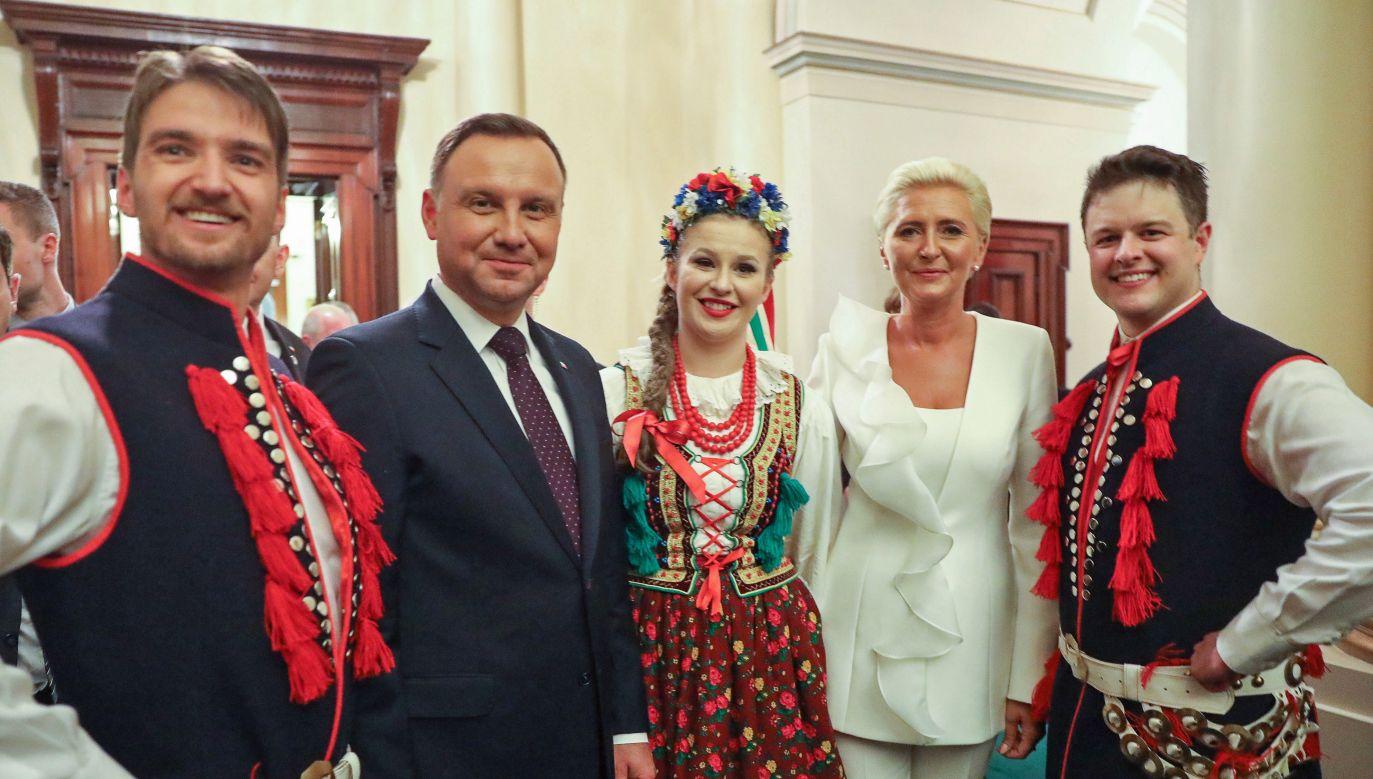Według szacunków miejscowych władz, w Australii mieszka około 180 tysięcy osób polskiego pochodzenia (fot. PAP/KPRM/Jakub Szymczuk)