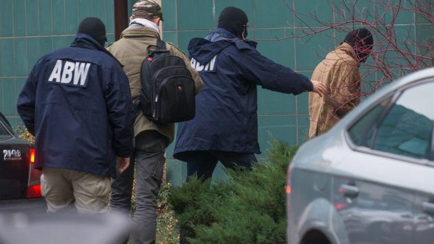 Alvi A. jest również oskarżony o organizowanie nielegalnej imigracji (fot. arch.PAP/Grzegorz Michałowski)